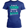 I'm Teacher So Basically I'm A Wizard - Awesome Librarians - 8