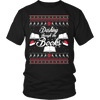 Readers Dashing Through The Books Christmas Sweater - Awesome Librarians - 5