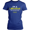 I'm A Librarian To Save Time Let's Just Assume That I Am Never Wrong! - Awesome Librarians - 9
