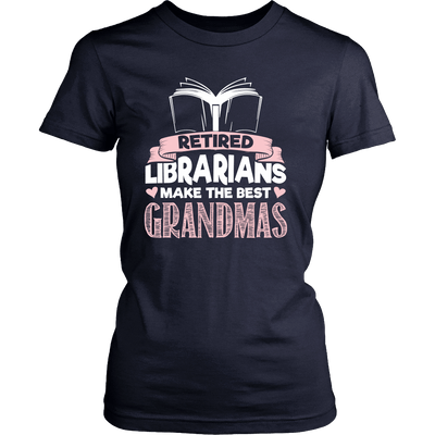Retired Librarians Make The Best Grandmas - Awesome Librarians - 12