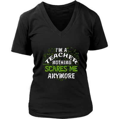 I'm A Teacher Nothing Scares Me Anymore - Awesome Librarians - 11