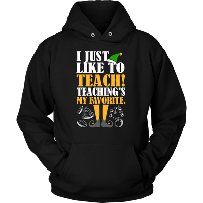 I Just Like To Teach! Teaching's My Favorite - Awesome Librarians - 6