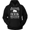 I'm Being Kidnapped By A Book Please Don't Save Me - Awesome Librarians - 5