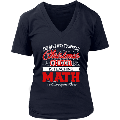 The Best Way To Spread Christmas Cheer Is Teaching Math - Awesome Librarians - 12