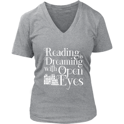 Reading Is Dreaming With Open Eyes Shirt - Awesome Librarians - 10