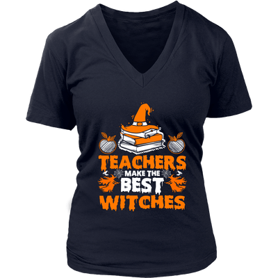 Teachers Make The Best Witches - Awesome Librarians - 12