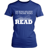 The World Belongs To Those Who Read - Awesome Librarians - 9