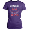 Teachers Never Complain But We Do Wine Shirt - Awesome Librarians - 8