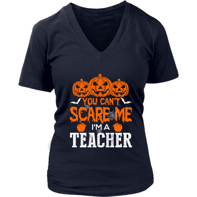 You Can't Scare Me I'm A Teacher - Awesome Librarians - 12