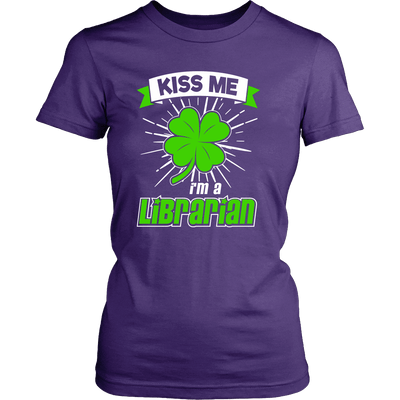 Kiss Me I'm A Librarian - Awesome Librarians - 8