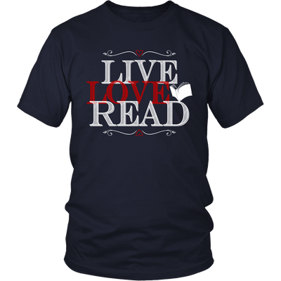 Live Love Read - Awesome Librarians - 2