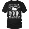 I'm Being Kidnapped By A Book Please Don't Save Me - Awesome Librarians - 2