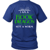 Book Dragon Shirt (Back) - Awesome Librarians - 4