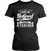 I May Be Retired But I'm Always A Teacher - Awesome Librarians - 1