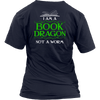 Book Dragon Shirt (Back) - Awesome Librarians - 12