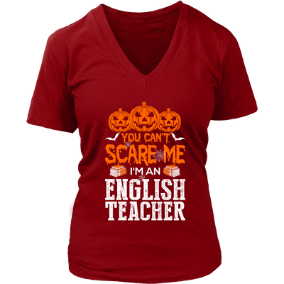 You Can't Scare Me I'm An English Teacher - Awesome Librarians - 10
