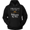 Librarian By Day Princess By Night Shirt - Awesome Librarians