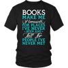 Books Make Me Homesick For Places I've Never Been And Fall For People I've Never Met - Awesome Librarians - 5