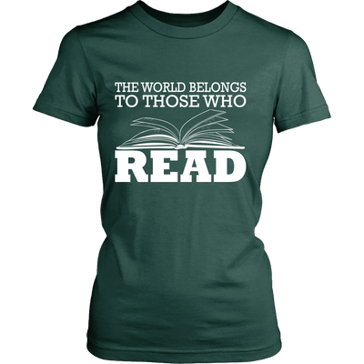 The World Belongs To Those Who Read - Awesome Librarians - 11