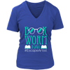 Book Worm Nah #Escape Artist Shirt - Awesome Librarians - 12