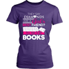 They Say Diamonds Are A Girl's Best Friend Tell That To My Books - Awesome Librarians - 9