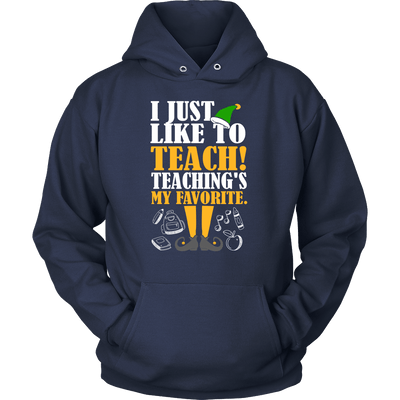 I Just Like To Teach! Teaching's My Favorite - Awesome Librarians - 3