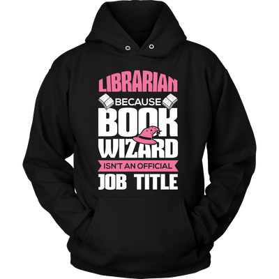 Librarian Because Book Wizard Isn't An Official Job Title - Awesome Librarians - 5