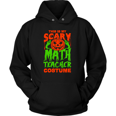 This Is My Scary Math Teacher Costume - Awesome Librarians - 5