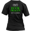 Book Dragon Shirt (Back) - Awesome Librarians - 2