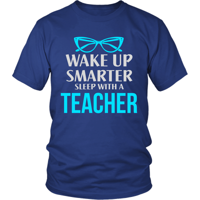 Wake Up Smarter Sleep With A Teacher - Awesome Librarians - 2