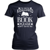 I'm Being Kidnapped By A Book Please Don't Save Me - Awesome Librarians - 9