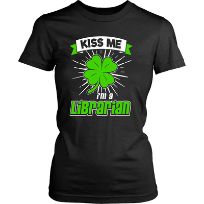 Kiss Me I'm A Librarian - Awesome Librarians - 7