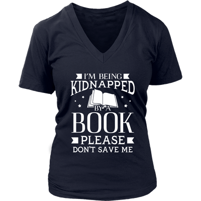 I'm Being Kidnapped By A Book Please Don't Save Me - Awesome Librarians - 12