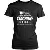 A Day Without Teaching Is Like... Just Kidding I Have No Idea Shirt