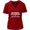 Retired Teacher Every Child Left Behind Shirt - Awesome Librarians - 9