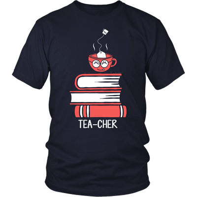 Tea-cher Shirt