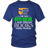 I Am Not Anti-Social I Just Prefer Books Over People - Awesome Librarians - 3