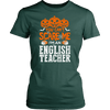 You Can't Scare Me I'm An English Teacher - Awesome Librarians - 8