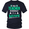 I'm Teacher So Basically I'm A Wizard - Awesome Librarians - 3