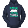 Reading Gives Us Someplace To Go When We Have To Stay Where We Are Shirt - Awesome Librarians - 13