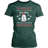 Readers Booky Christmas Sweater - Awesome Librarians - 12