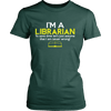 I'm A Librarian To Save Time Let's Just Assume That I Am Never Wrong! - Awesome Librarians - 11