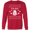 Readers Booky Christmas Sweater - Awesome Librarians - 6