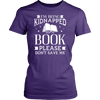 I'm Being Kidnapped By A Book Please Don't Save Me - Awesome Librarians - 7
