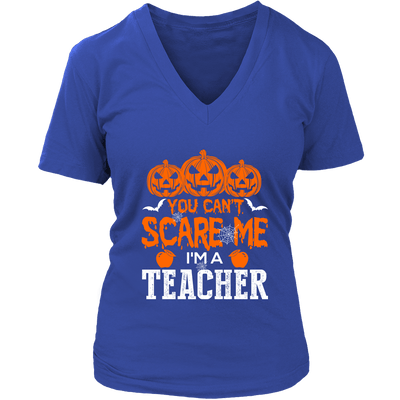 You Can't Scare Me I'm A Teacher - Awesome Librarians - 13
