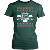 Readers Dashing Through The Books Christmas Sweater - Awesome Librarians - 12