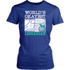 World's Okayest Librarian Shirt