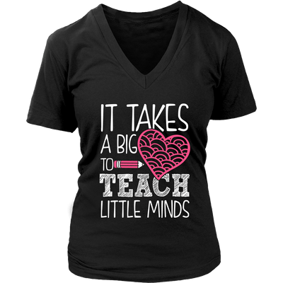 It Takes A Big Heart To Teach Little Minds - Awesome Librarians - 10
