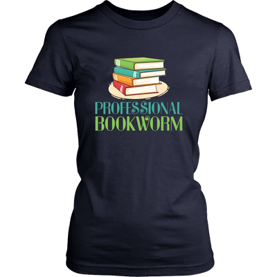 Professional Bookworm Shirt - Awesome Librarians - 1