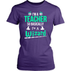 I'm Teacher So Basically I'm A Wizard - Awesome Librarians - 7